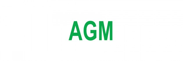 Pre-register for AGM by Oct. 10 to be eligible for Calm Air prize