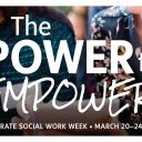Social Work Week – March 20-24, 2017