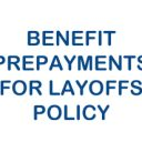 HEB MB Policy for Benefits Coverage Prepayments by Employees in Layoff Status